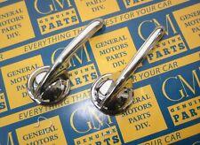 1949-1964 GM Chrome Door Handles. New Pair. Buick Oldsmobile Pontiac