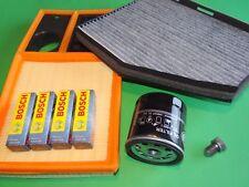 gr. Inspektionspaket Filterset VW Golf 5 & 6, Golf Plus 1.4 16V 59kW  BUD/CGGA