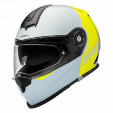 Schuberth S2 Sport Redux Yellow Grey Full Face Motorcycle Helmet