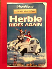 Walt Disney Herbie Rides Again VHS with Inserts