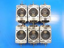 "Porsche 911 964 3.6 OEM Set of 6 ""Early"" Cylinder Heads (Matched Set) (09/1990)"