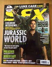 SFX Magazine #301 UK July 2018  Jurassic World Luke Cage Offers Considered