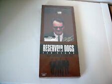 Reservoir Dogs Original Sealed Special 10th Anniversary Dvd 2002 Tarantino