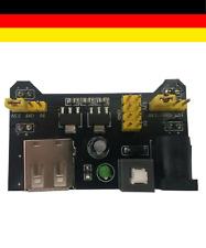 3.3V/5V Netzteil Adapter Power Supply Modul für MB102 Breadboard Spannungsregler