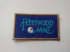 Fleetwood Mac Patch Sew On / Iron On Badge