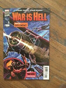 War Is Hell (2019) # 1 NM-  Panosian Cover Art. Small Print Run