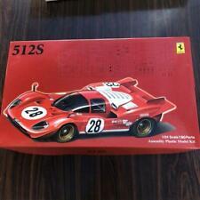 Fujimi Ferrari 512S 1/24 Model Kit #11443