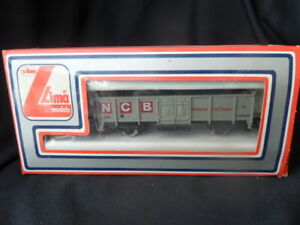 LIMA HO / OO GAUGE ROLLING STOCK BOXED CHOICE OF 8