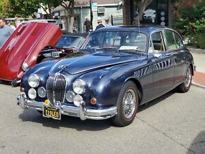 Jaguar Mk2 Birmal Power Steering Box ,for left hand drive car, rebuilt old stock