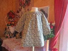 robe bonpoint 18 mois ravissante toute fleurie pour petite princesse