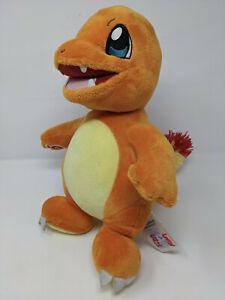 Pokemon Build a Bear - Charmander - BAB Plush Stuffed Animal AS-IS READ