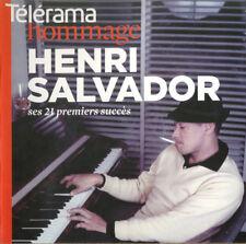 Henri Salvador CD Ses 21 Premiers Succès (1946-1950) - Limited Edition - France