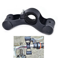 Bicycle Cycling Handlebar Extensions Mount Extender Holder Light Lamp Bracket SK
