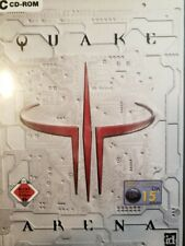 Quake 3 Arena Big Box PC CDROM iD software 1st Person Shooter Video Game