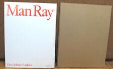 Man Ray Portfolio 12 Prints Limited Ed 1000 Slipcase Electa Shipping Box