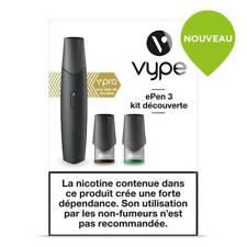 Kit découverte ePen 3 Vype  12mg Noir