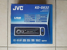 Autoradio JVC USB KD-G632