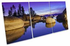 Canvas Purple Landscape Art Prints