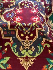 Turkish Kilim Authentic Handmade With Motifs, dimension 240cm-to-324cm.