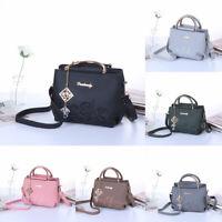 Women Lady Shoulder Bag Faux Leather Crossbody Messenger Handbag Tote Pu gt