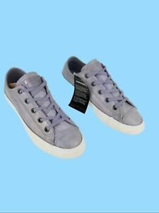 CONVERSE CHUCK TAYLOR ALL STAR PROVENCE PURPLE LOW YOUTH SZ 3Y Shoe 363093C