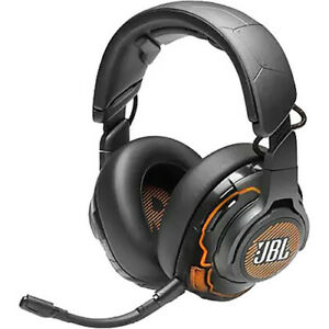 JBL JBLQUANTUMONEBAM-Z Quantum ONE USB PC Gaming Headset Black - Refurbished