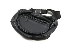 MAISON MARTIN MARGIELA X H&M RE-EDITION SS 2008 leather oversized fanny pack