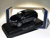 Peugeot 3008 GT Line de 2016  au 1/43 de NOREV