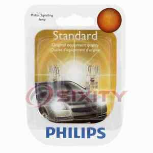 Philips Instrument Panel Light Bulb for Ford Country Squire E-150 Econoline wg