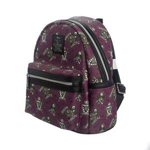 Loungefly x Disney Nightmare Before Christmas Love is Eternal Mini Backpack
