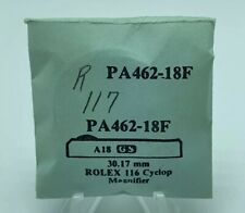 Rolex 116 Cyclop Magnifier 30.17mm PA462-18F Watch Crystal A18 GS #1