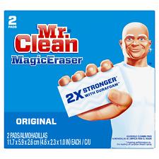 Original Mr. Clean Magic Eraser, 2 Pads