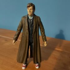 10th Doctor Who, David Tennant, Trench Coat, Red Sneakers, Trainers, Converse