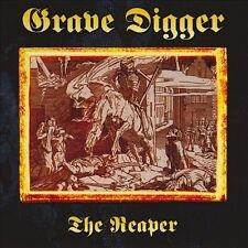 Reaper [Limited Edition] by Grave Digger (Vinyl, Oct-2013, Back on Black)