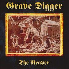 GRAVE DIGGER Reaper 2LP (Vinyl, Oct-2013, Back on Black) color vinyl