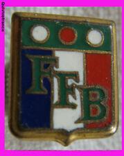 BG3083 - insigne FEDERATION FRANCAISE DE BILLARD