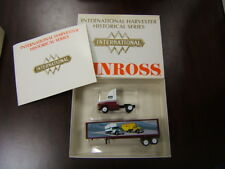 Winross International Harvester Series #5 Tractor Trailer VGC in box