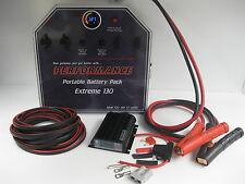 DUAL BATTERY SYSTEM EXTREME 130AH WITH REDARC BCDC1240LV DC TO DC CHARGE 4X4 12V