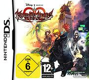 Nintendo DS 3ds Kingdom Hearts 358/2 days * ottime condizioni