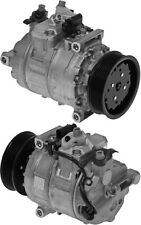 A/C Compressor Omega Environmental 20-21754