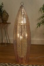 Next Nahla Nickel 2 Light Floor Lamp rrp £115
