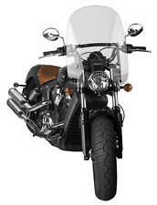 National Cycle - N21203 - Spartan Quick Release Windshield, Clear