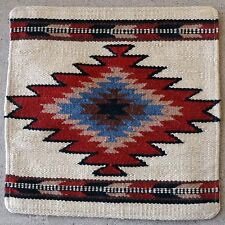 Wool Pillow Cover HIMAYPC-58 Hand Woven Southwest Southwestern 18X18