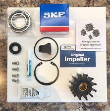 Volvo Penta Raw Water Pump Rebuild Kit Impeller  & Pump Stop 21214599 21951348