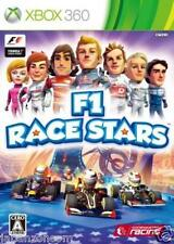 Used Xbox 360 F1 Race Stars MICROSOFT JAPAN JAPANESE JAPONAIS IMPORT