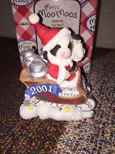 "2001 Enesco Mary'S Moo Moos ""Got Milk?"" Item # 858935 Nib Rare"