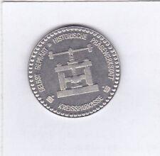 Baunatal Kreissparkasse KSK Baunataler Anno 1982 Historische Prägewerkstatt
