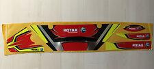 Maranello Estilo Europeo Rotax Radiador Kit De Etiquetas-Karting