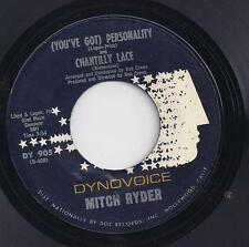 Mitch Ryder - Personality and Chantilly lace (USA 1968)