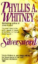 Silversword, Whitney, Phyllis A., 0449212785, Book, Acceptable